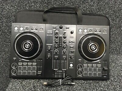 Pioneer DDJ-400 2-Channel Professional DJ Controller (Controlled By Recordbox)