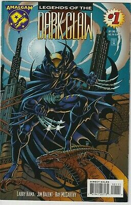 Legends of the Dark Claw #1 Comic