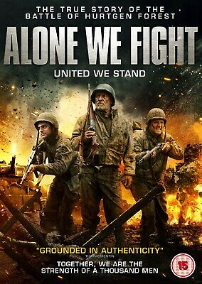 Alone We Fight (Dvd) (New) (Released 24Th June) (Free Post)