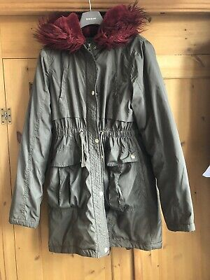 kylie minogue Girls Parka Age 13-14