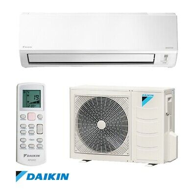 Daikin wall mounted 2.5KW Air Conditioning Unit with installation.