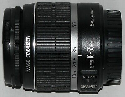 Canon EF-S 18-55mm f/3.5-5.6 IS lens [in very good condition]