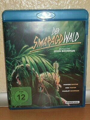 Blu-ray * DER SMARAGDWALD * Powers Boothe