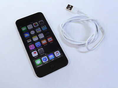 Apple iPod Touch 32GB 5th Gen Generation Slate MP3 Average Battery Life