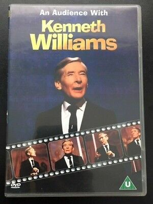 Kenneth Williams: An Audience with Kenneth Williams DVD (2002)