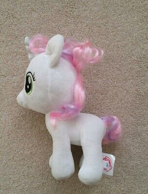 Build a bear My Little pony sweetie belle rare and hard to find In good cond