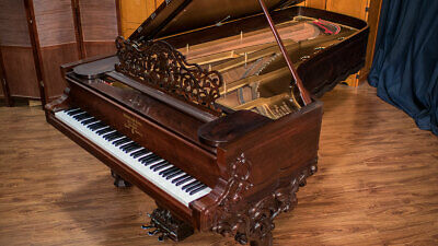 Steinway & Sons Art-Case Grand Piano