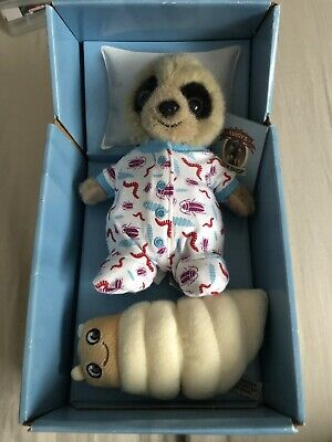 BABY OLEG THE Meerkat Plush Soft Toy Teddy Compare The
