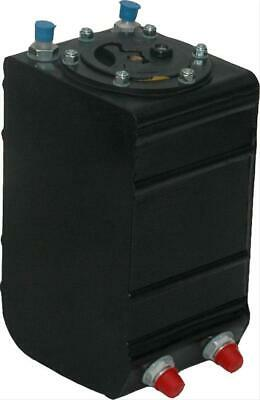 RCI 2010D Plastic Fuel Cell - 1 Gallon - 8AN Outlets/Vent/Return w/ Foam