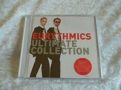 Eurythmics Ultimate Collection New/Sealed Cd Rca 82876748412
