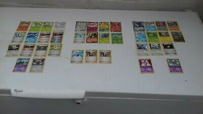 Pokemon Trading Card Game lot of 38 cards includes Holo foil cards Charizard