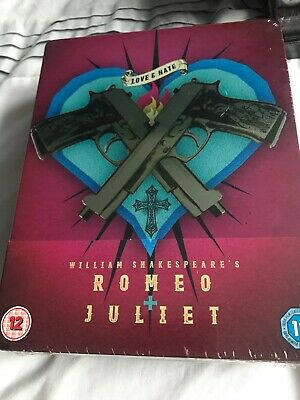 Romeo And Juliet Blu-ray Steelbook, Brand New/Sealed. Limited Edition. Sold Out