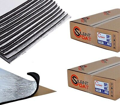 Silent Coat SWB Sound Deadening +  Dodo Themoliner Insulation Package 10sq.m