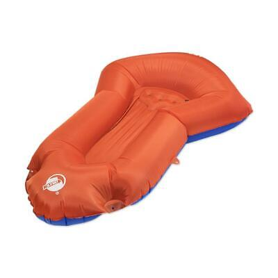 KLYMIT Light Water Dinghy Blue/Orange Ultra-Lite Inflatable Boat