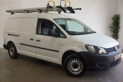 2013 63 Volkswagen Caddy Maxi 1.6 C20 Tdi Startline Bluemotion Technology 102Bhp