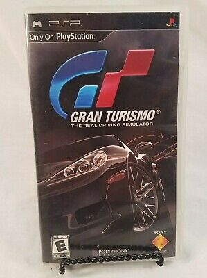 Gran Turismo:  The Real Driving Simulator for Sony PSP