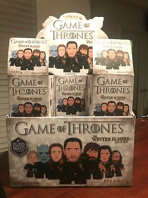 Titans Game of Thrones The Winter is Here Collection. Set Of 17