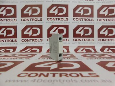 Siemens 3TX4001-2A Auxiliary Contact Block - Used