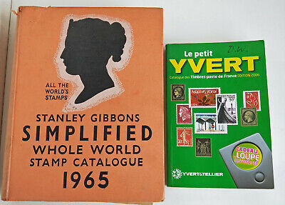 Stanley Gibbons Simplified Stamp Catalogue 1965 & Le Petit Yvert 2006 (9648)