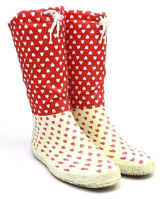 Roxy Womens EU Size 40 Red Wellington Boots