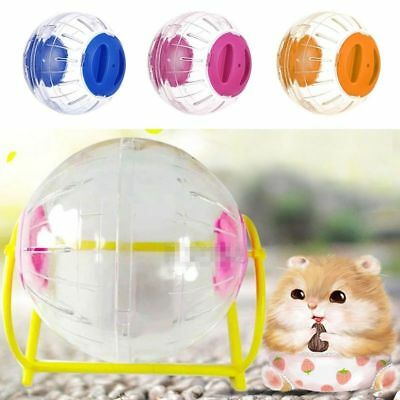 12cm Exercise Large Hamster Ball Gerbil Rat Pet Activity Play Toy High Quality
