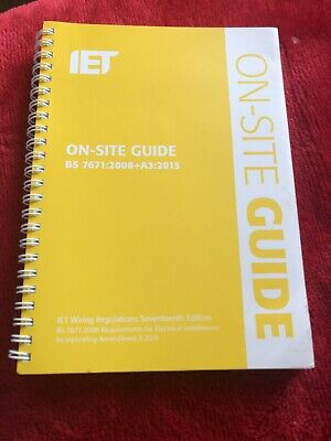 iet on site guide