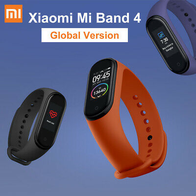 2019 XIAOMI MI BAND 4 bluetooth5.0 SMART OROLOGIO SPORT WATCH AMOLED SCHERMO