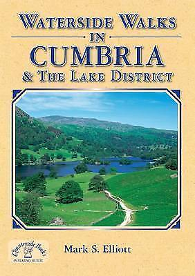 Waterside Walks in Cumbria and the Lake District by Mark Elliot (Paperback, 2009
