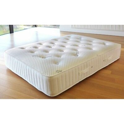 Brand New Memory Foam Sprung Mattress 3Ft 4Ft6 5Ft Mattresses Double/ King Uk Q