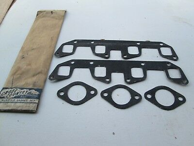 Exhaust Manifold Gasket Set Dodge,Plymouth V/8 1955-56 MP8