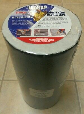 "12""x 5' Black EternaBond RV Roof and Leak Repair Tape  FREE SHIPPING BEST PRICE"