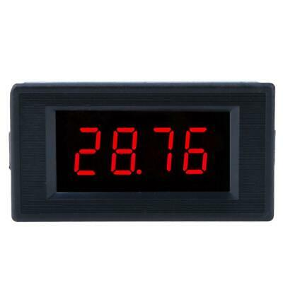 5135A DC5V High Accuracy New Voltmeter 3 1/2 Digital Panel Meter with Red LED
