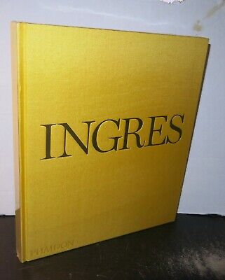 Andrew Sherlton  / Jean Auguste Dominique Ingres SEALED French Neoclassical Art