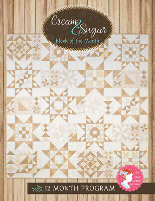Cream & Sugar Quilt Kit with the Sonoma collection
