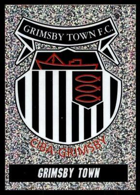 Panini 1st Division 1996-1997 - Grimsby Town Badge #85