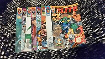 Marvel elite  1-8