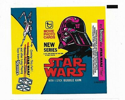 1970 - 1980 Wrapper STAR WARS