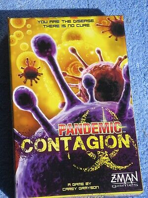 Pandemic Contagion Family Board Game (ZMG71160)