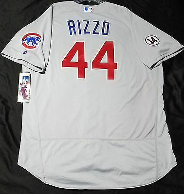 "Anthony Rizzo Chicago Cubs /""Rizzo Bryant 17/"" Jersey T-shirt Shirt or Long Sleeve"