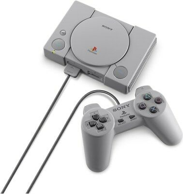 Sony PS1 Playstation Classic inkl. 20 Spiele + 2 Controller