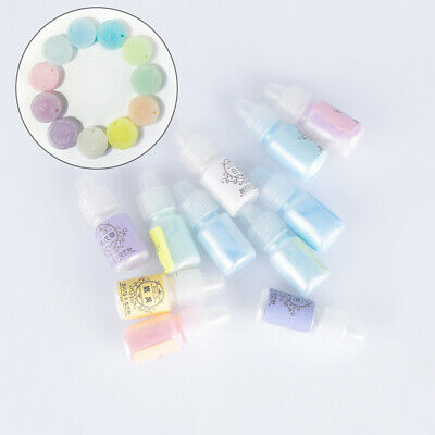 Crafts UV Jewelry Accessories Resin Pigment Candy Color Dye Macaron Powder