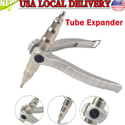 US Manual Copper Pipe Tube Expander Air Conditioner Swaging Hand Expanding Tool