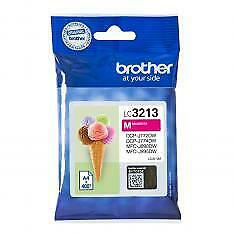 Cartucho Tinta Brother Lc3213m Magena 400 Paginas