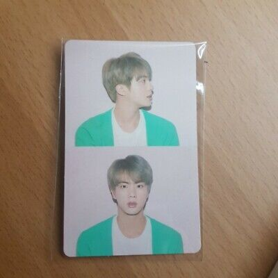 BTS  Map of the Soul: Persona Jin Ver.1 Photocard Official