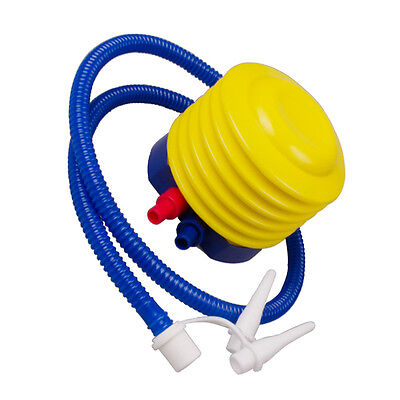 Foot Pump Swimming Ring Inflatable Toy Ball Inflator Foot Air Pump Balloon Props