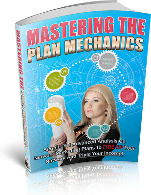 Mastering The Plan Mechanics eBook With Master Resell Right+PDF