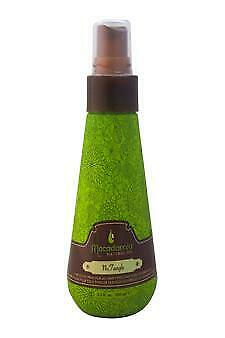 Natural Oil No Tangle Pre-Styler Macadamia Oil 3.3 oz Hair Spray Unisex