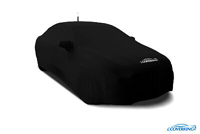 Coverking Satin Stretch Indoor Custom Car Cover for Mercedes-Benz SLS AMG