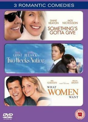 Something's Gotta Give/Two Weeks Notice/What Women Wa DVD (2005) Jack Nicholson