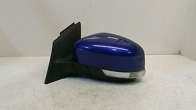 2012 Focus St Mk3 2011-15 Passenger Door Mirror Electric In Spirit Blue